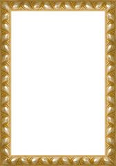 cornice goccia oro