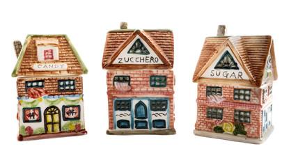 kitchen houses - candy, zucchero, suga