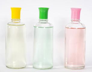 Perfumery glass bottles
