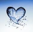 Quadro water symbol