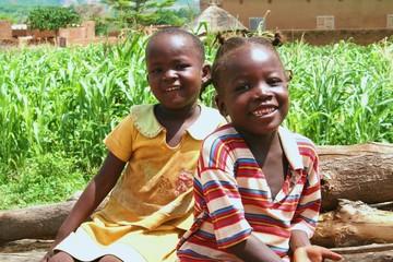 fillettes du Sahel