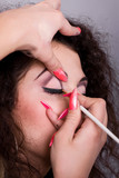 Make-up creation procedure