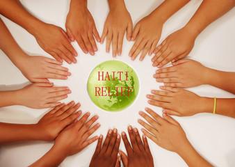 Haiti relief