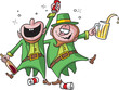 Party Leprechauns