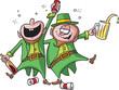 Party Leprechauns
