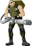 personage -soldier