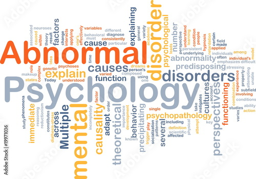 abnormal psychology research papers
