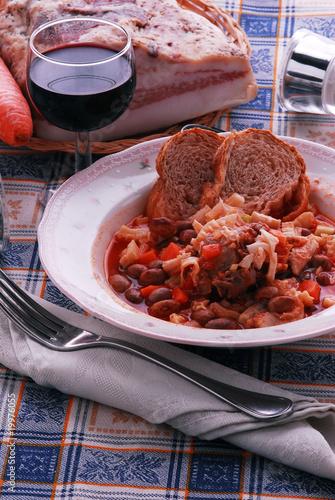 Busecca primi piatti della cucina lombarda milano by for Cocinar lombarda