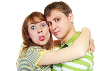 yougn couple