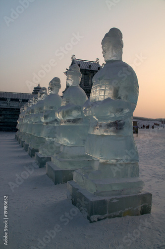 Harbin Ice and Snow Sculpture Festival - Ice and Snow World