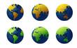 Detaily fotografie různé světě