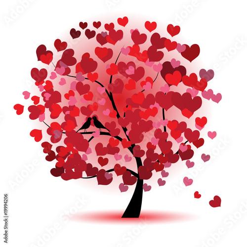 """3 декабря в самом центре Челябинска откроется необычная композиция  """"Дерево любви """" ."""