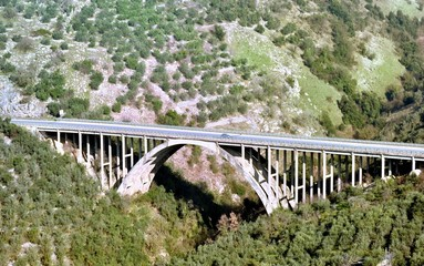 Autostrada - Viadotto - Ponte