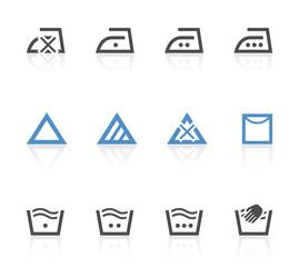 Laundry care symbol