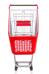 Empty a shopping cart