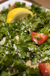 Tabbouleh Salad with Lemon