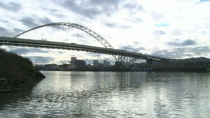 City Bridge Time Lapse