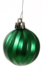 Hanging Green Christmas Ornament