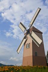 Windmill in Thailand