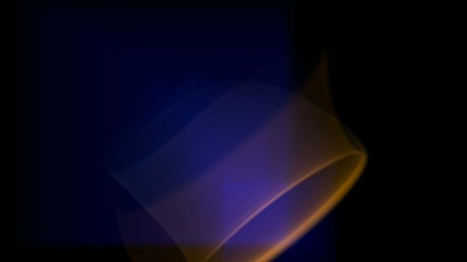 Abstract strokes of light HD, oval aura,seamless loop