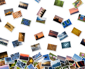PIOGGIA DI FOTOGRAFIE