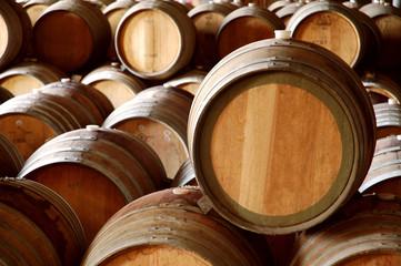 Barrel Abstract II