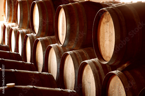 Barrel Abstract IV