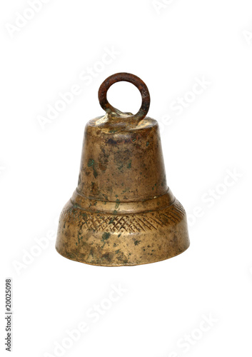 Old Brass Bell