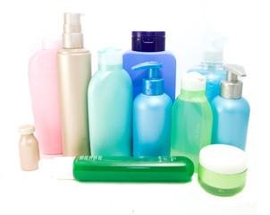 cosmetics isolated