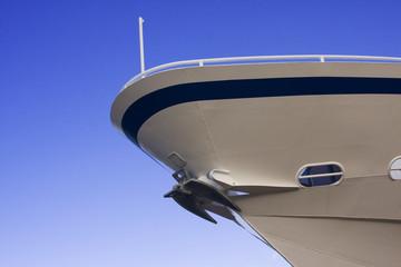 Etrave de yacht