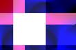 fondo geometrico cuadrado blanco