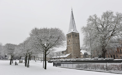 Winter in Iserlohn