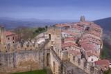 Vista de Frias desde el castillo poster