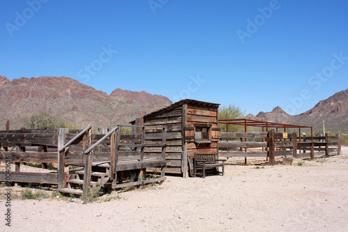 Historic Desert Stables