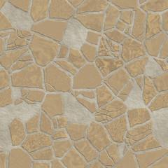 Broken mosaic background texture