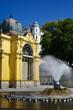 Fountain in  Marienbad