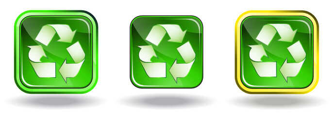 Recycle program icon