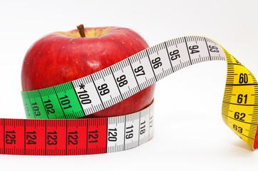 Diet Concept Close-up - Diät Konzept Nahaufnahme