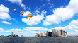 The Lower Manhattan Skylines