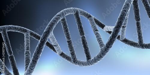 Leinwandbild Motiv DNA III