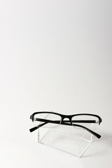 eye glasses still life