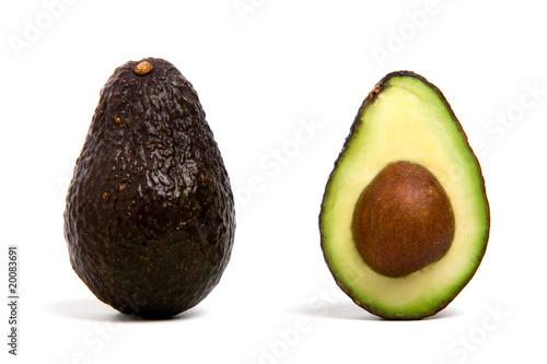 Fruits et vitamines - avocat
