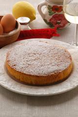 Torta sabiosa - Dolci tipici - Ricette del Veneto