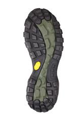 sole of sport shoe