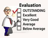 Boss Teacher Inspector Evaluation Performance Check poster