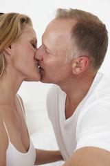 A kiss