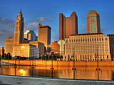 Dowtown Columbus Ohio - Fine Art prints