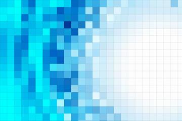 fondo mosaico azul turquesa