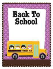 8.5x11 flyer w/ bus and kids