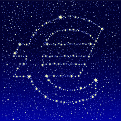 euro out of stars